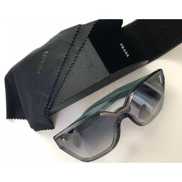 ef72d141fa Sunglasses PRADA Hide